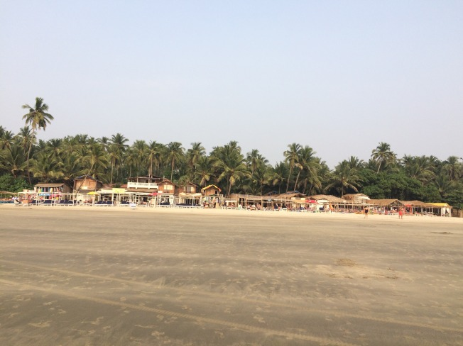 Ashwem beach 1