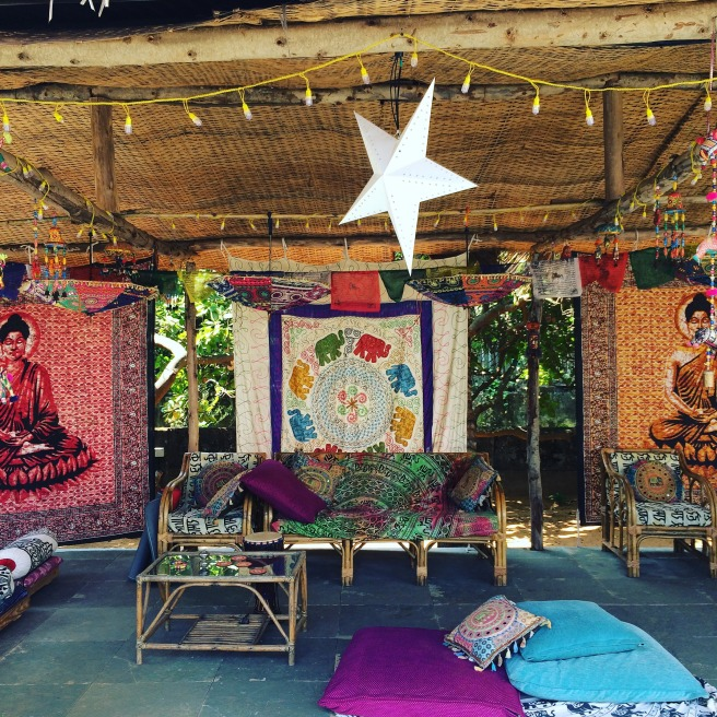 Shanti space