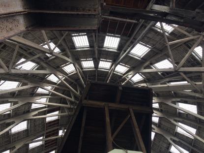 Dockyard roof