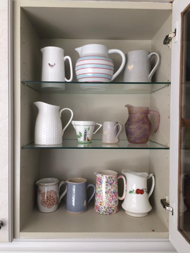 Jug cupboard