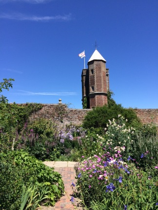 Sissinghurst tower