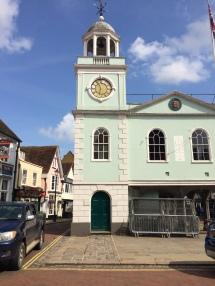 Faversham clock