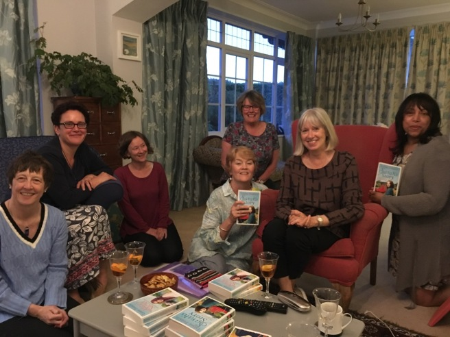 Harrogate book club