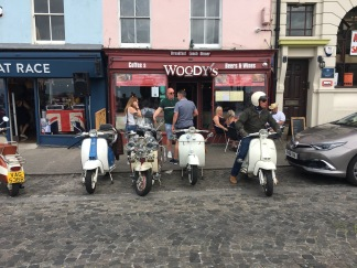 Margate scooters