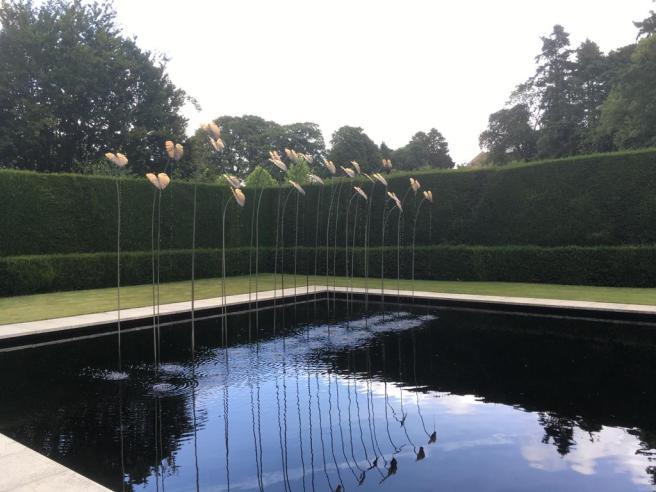 Kiftsgate fountain