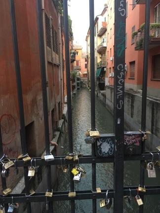 Bologna Canal locks