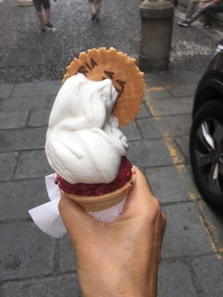 Bologna gelato