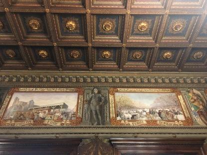 Bologna merchats hall