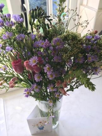 Publication flowers